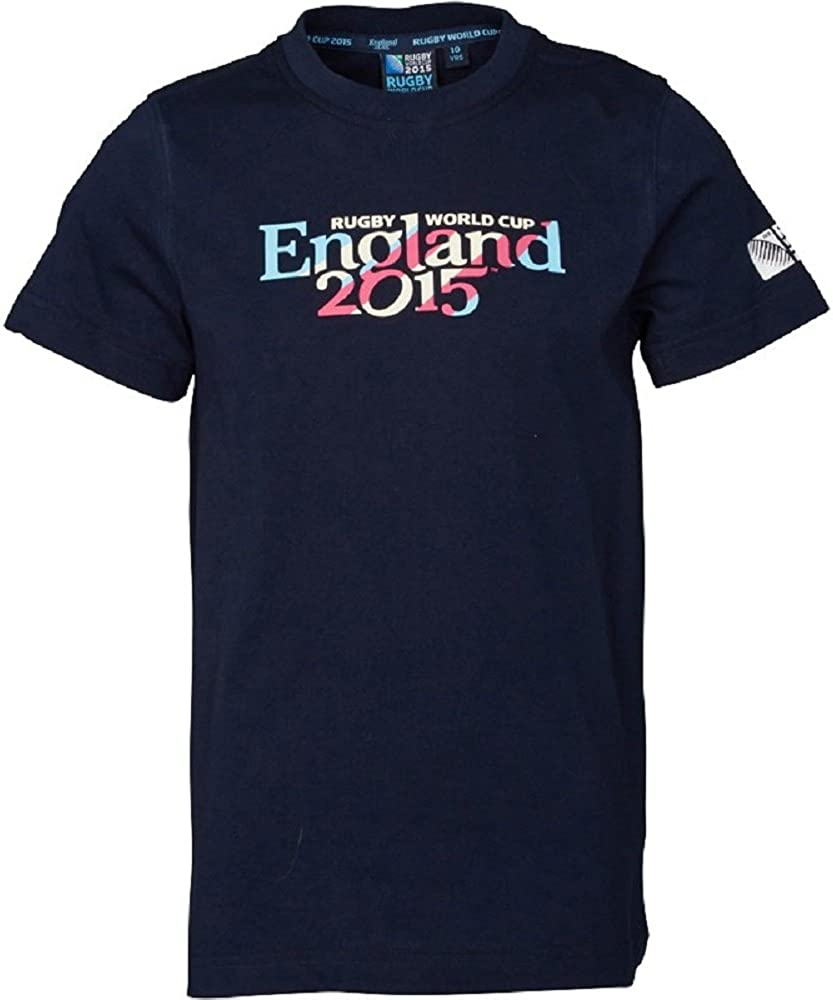 Canterbury Boys Rugby World Cup Script T-Shirt