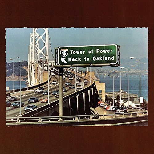 Back to Oakland (Tower Of Power Vinyl)
