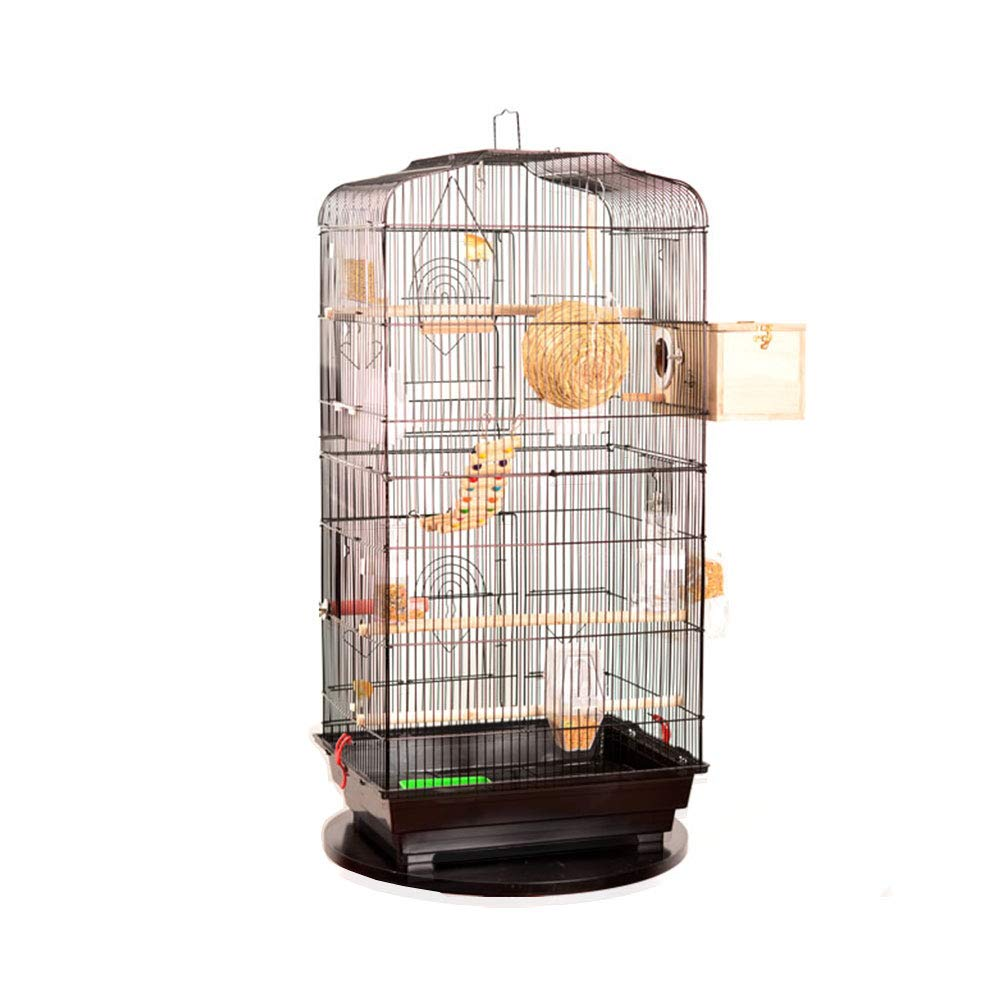 Pet Bird Cage Parred Aviary Stainless steel bird cage Canary breeding cage Large Size