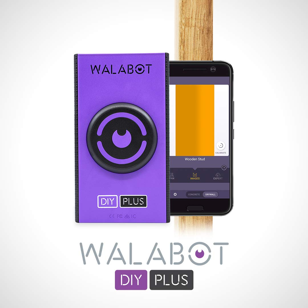 Walabot DIY Plus - Advanced Wall Scanner, Stud Finder - for Android Smartphones by Walabot