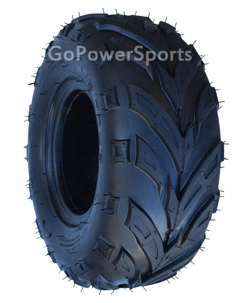 16x6-8 V Tread 80T Go Cart Front Tires (2)