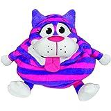 Tummy Stuffers – Wild Ones – Chat à Rayures – Peluche Range-Tout 25 à 38 cm