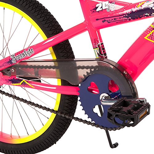 20'' Huffy Glitzy Girls' Bike, Pink by Huffy (Image #4)
