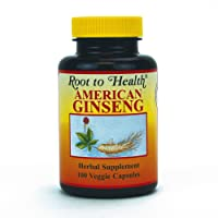HSU's Ginseng SKU 1001   American Ginseng Capsules 100ct  Cultivated Wisconsin American Ginseng Direct from Hsu's Ginseng Gardens   许氏花旗参丸   500 mg 100 ct Capsules Bottle, B000153QYG