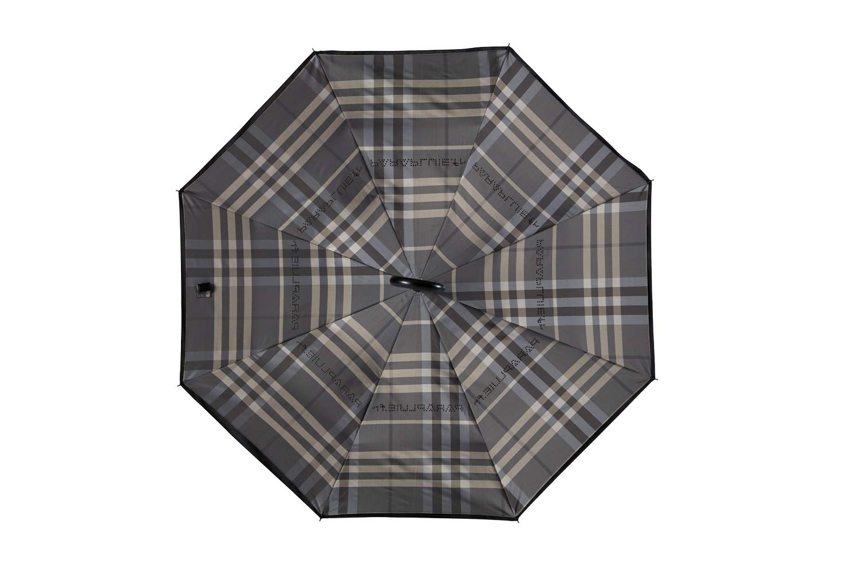 Garantie 5 Ans Boite individuelle L/éger Elegant et Ultra Solide /«Parapluie.fr/» Parapluie invers/é Automatique Haut-de-Gamme mod/èle /«Elegant Bay/» Double-Toile 190t pong/ée Anti-UV Anti-intemp/érie