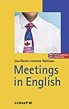 Meetings in English: TaschenGuide (Haufe TaschenGuide)