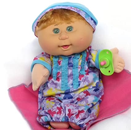 Buy Cabbage Patch Kids 12 5 Naptime Babies Girl Light