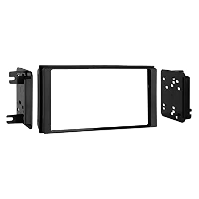 Metra 95-8902 Double DIN Installation Kit for 2008-Up Subaru Impreza/WRX Vehicles: Car Electronics