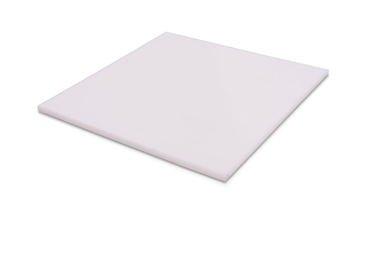 HDPE (High Density Polyethylene) Plastic Sheet 1/2
