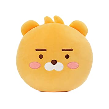 Amazon.com: Kakao Friends - Mini cojín oficial con forma de ...