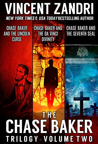 The Chase Baker Trilogy: Volume II (A Chase Baker Thriller Book Book 11)