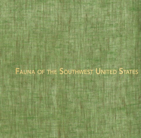 Fauna of the Southwest United States PDF