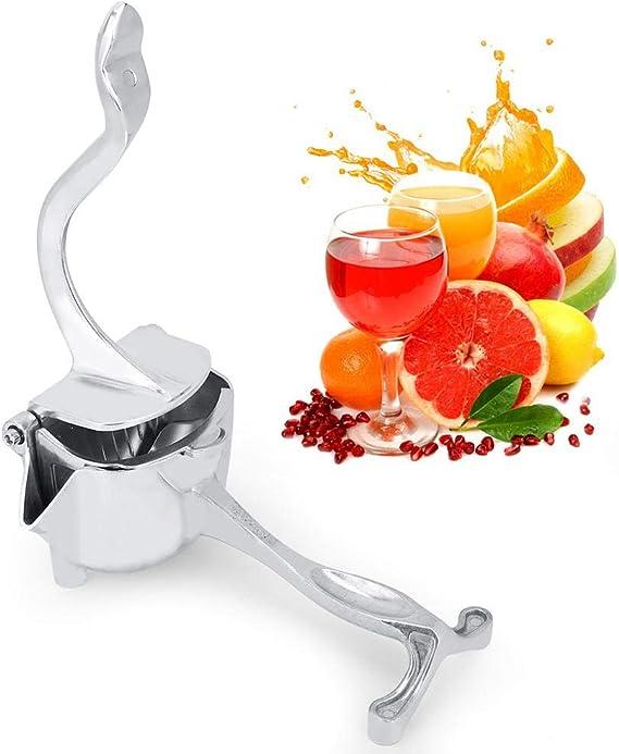 Exprimidor Manual, Exprimidor de Frutas de Acero Inoxidable ...
