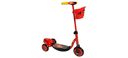 Amazon.com: Huffy Disney Cars Burbuja – Patinete, color rojo ...