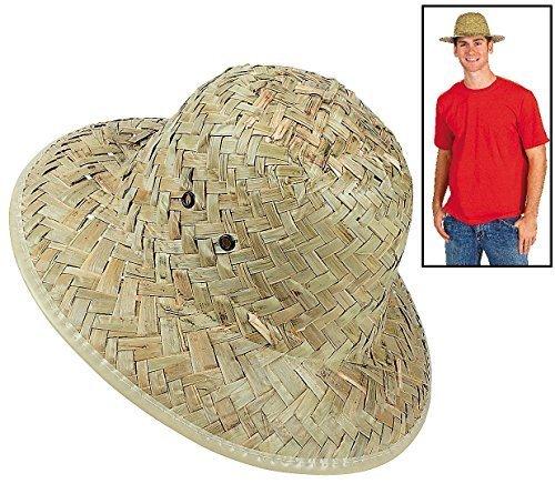 Adult's Pith Helmets, Safari Hat. 24