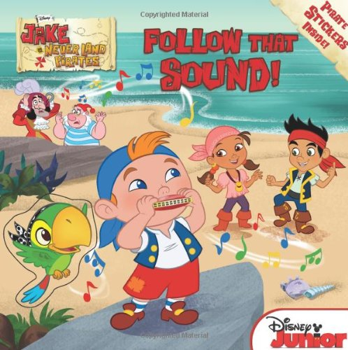 Jake and the Never Land Pirates: Follow That Sound!