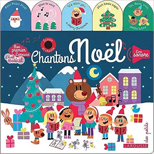 Ebooks en espanol téléchargement gratuit Chantons Noël ! en français PDF ePub by Audrey Brien 2035915694