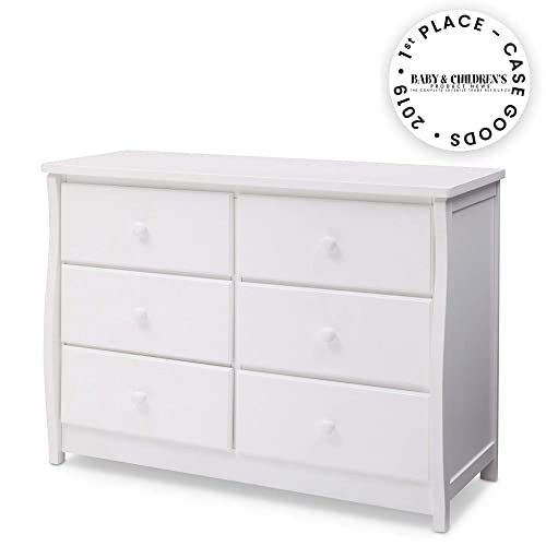 Delta Children Clermont 6 Drawer Dresser