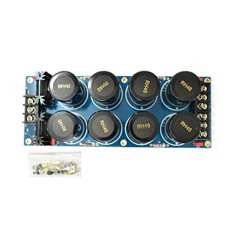 DP-iot DIY 30A150V Fast Low Resistance Schottky Rectifier Filter Power Supply Board PCB