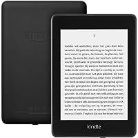 Kindle Paperwhite, waterdicht, hoge-resolutie-display van 6 inch, 8 GB, zwart