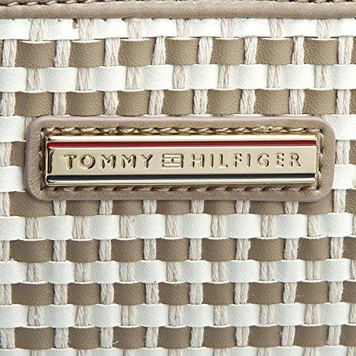 TOMMY HILFIGER AW0AW02026 902 Sac bandoulière pour femme BEIGE