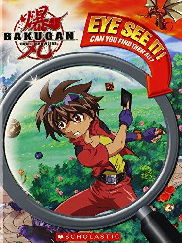 Eye See It! (Bakugan Battle Brawlers)