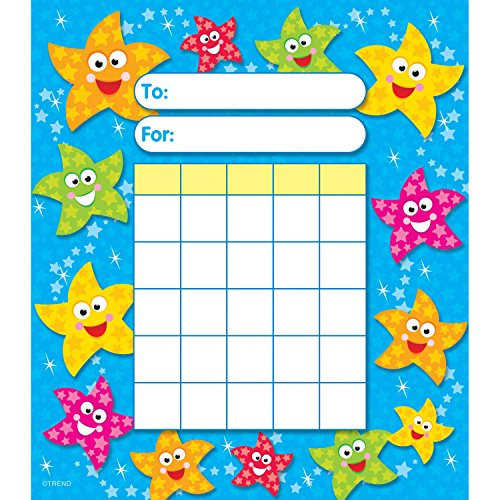 Sticker Charts For Teachers AmazonCom