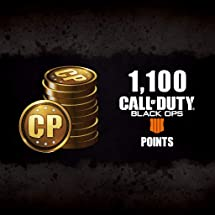 Amazon.com: Call Of Duty: Black Ops 4 - Cod Points 1100 ...