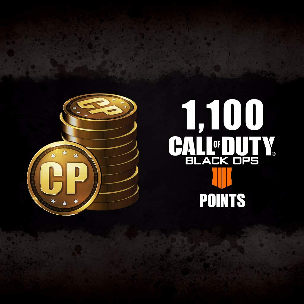 Amazon.com: Call Of Duty: Black Ops 4 - Cod Points 2400 ...