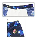SIXONE Boy Rash Guard Swimsuits Set Sun Protection