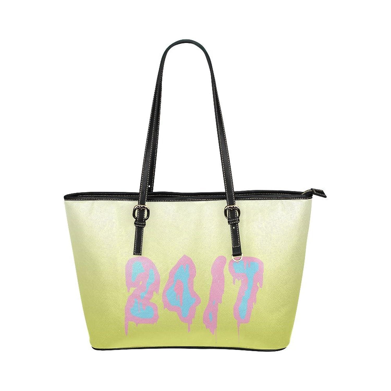 Women's Leather Large Tote HandBag Girl Crush 24/7 Shoulder Bag
