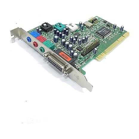 Amazon.com: Tarjeta de sonido PCI, au8830, TB400 – 3356 – 01 ...