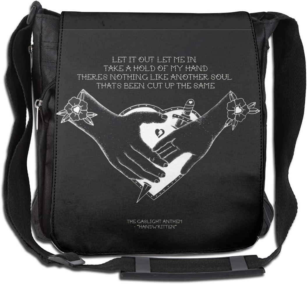 The Gaslight Anthe Large Capacity Messenger Bag Shoulder Bag Simple Fashion Personality