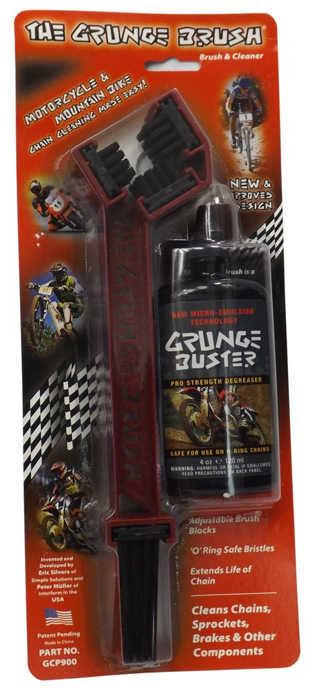 Simple Solutions GCP900 Grunge Brush and Degreaser