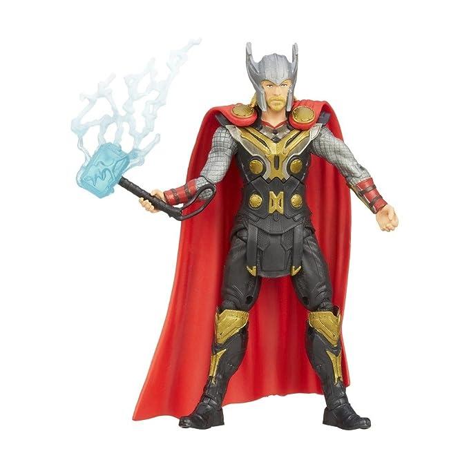 Amazon.com: Thor The Dark World figura de acción lightning ...