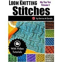 Amazon.com: book of knitting stitches