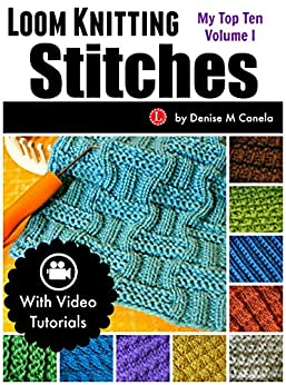 Loom Knitting Stitches Top Ten ebook product image