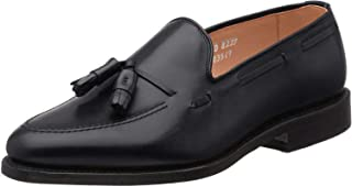 product image for Allen Edmonds Men's Grayson Tassel Loafer,Black,9.5 A