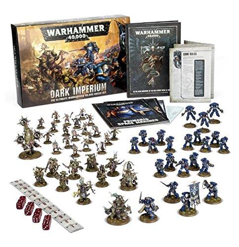 (Games Workshop Warhammer 40,000: Dark Imperium Boxed Set)