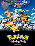 pokemon coloring pages - Pokemon Coloring Book: Coloring Book for Kids and Adults with Fun, Easy, and Relaxing Coloring Pages (Pokemon Coloring Books for Adults and Kids 2-4 4-8 8-12+) (Volume 2)