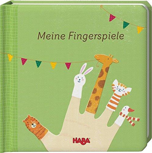 Meine ersten Fingerspiele Pappbilderbuch – 1. März 2017 Martina Leykamm Habermaass 3869141859 Bilderbuch / Pappbilderbuch