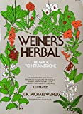 img - for Weiner's Herbal: The Guide to Herb Medicine book / textbook / text book