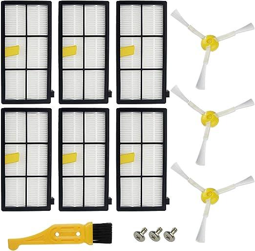 Top HEPA Filter Vacuum Cleaner Parts for iRobot Roomba 800 805 850 900 880 890