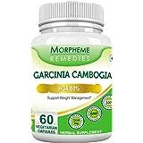 Morpheme Remedies Garcinia Cambogia for Weight Management - 60 Veg Capsules