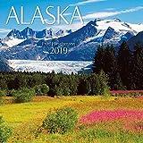 2019 Alaska Wall Calendar