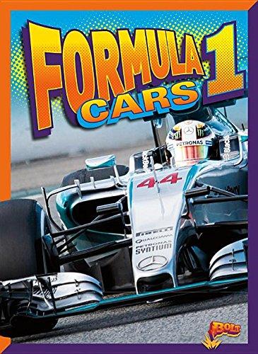 Formula 1 Cars (Gearhead Garage) pdf
