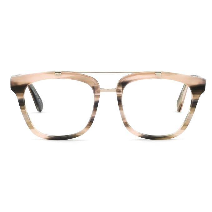 Amazon.com: OCCI CHIARI - Marco de gafas para mujer, diseño ...
