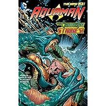 Aquaman (2011-) #33