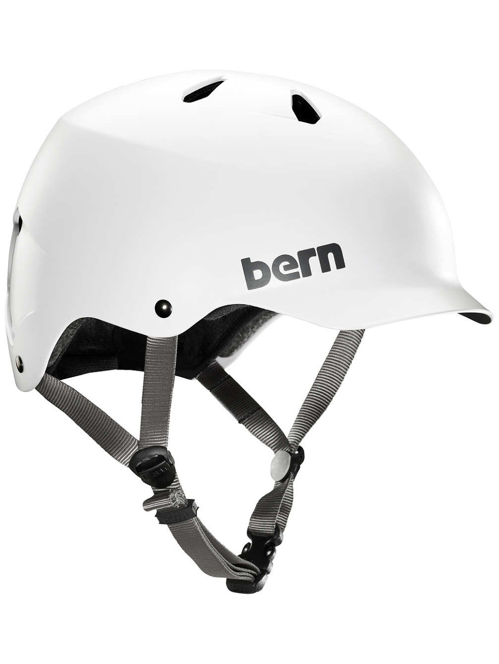Bern Herren Fahrradhelm Team Watts EPS Skate Helm