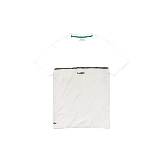 2cc4b670 Image Unavailable. Image not available for. Colour: Lacoste Sport - Men's  tee-Shirt ...